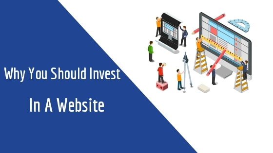 Why invest in a website Auckland